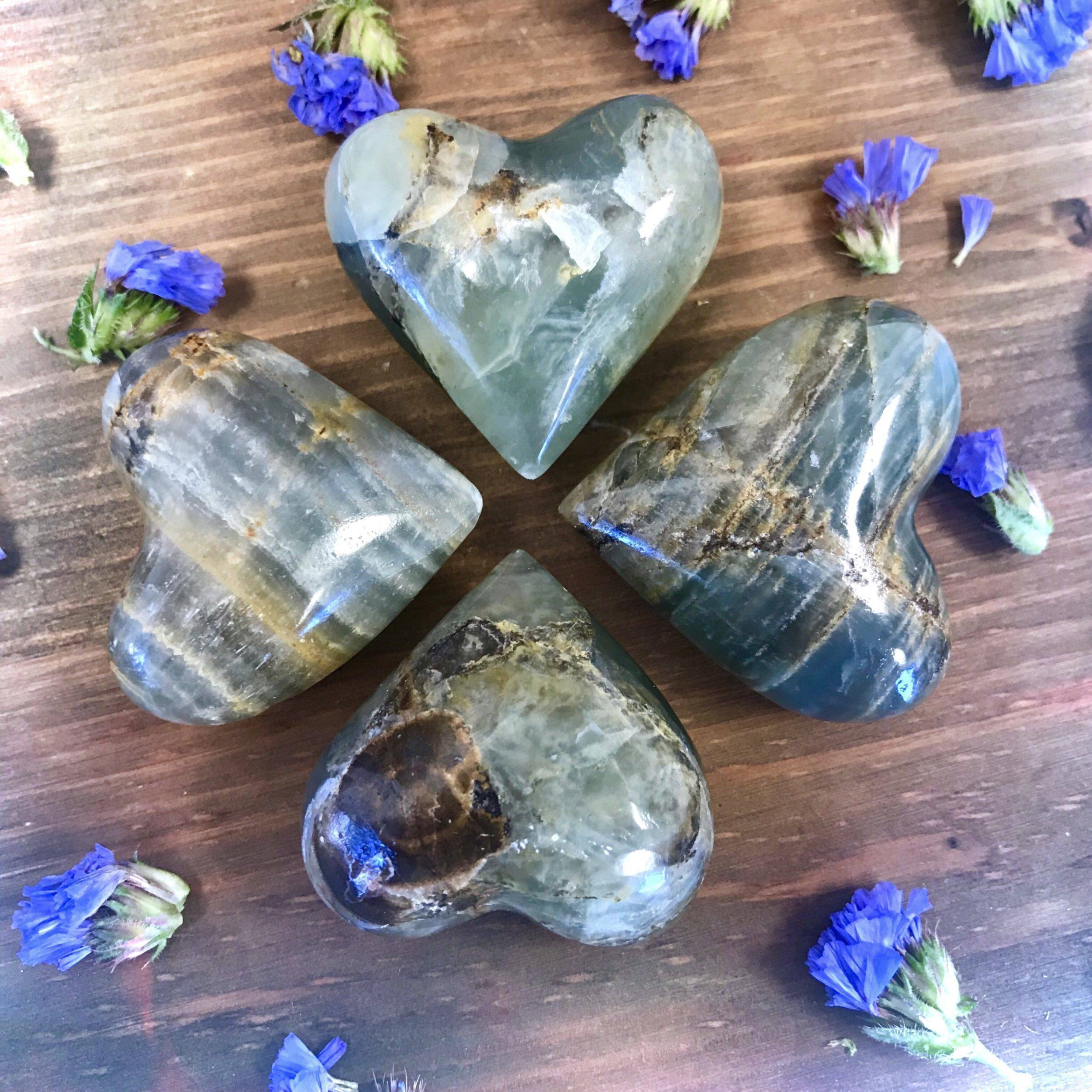Lemurian Blue Onyx Heart DD_1of3_8_10