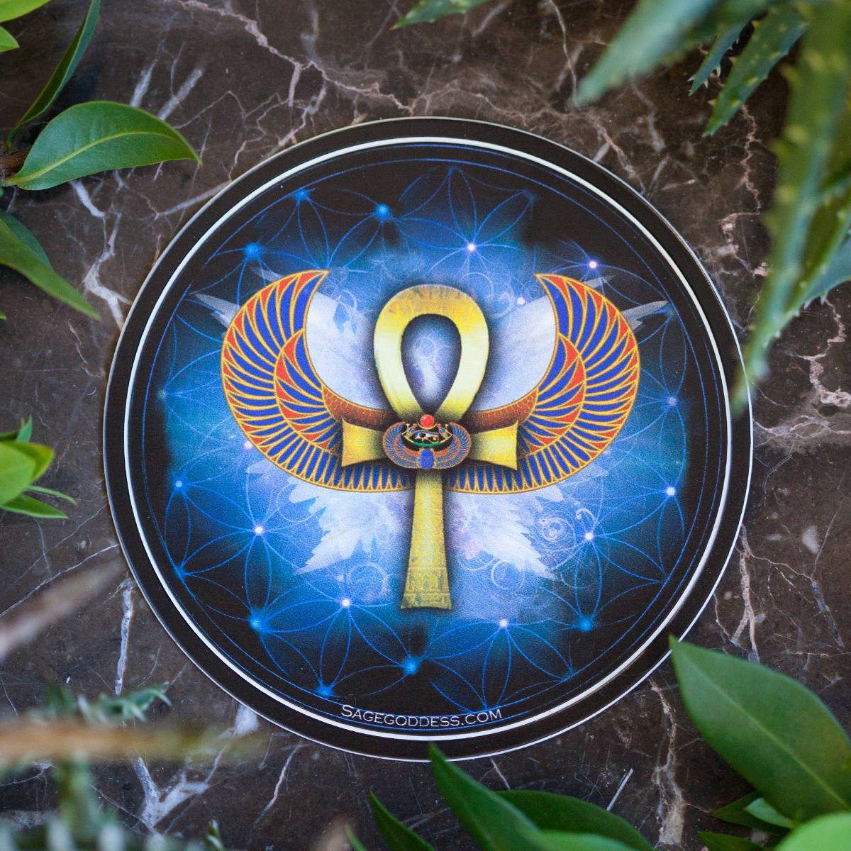 Sg Ankh Stickers For A Symbol Of Your Souls Eternal Life