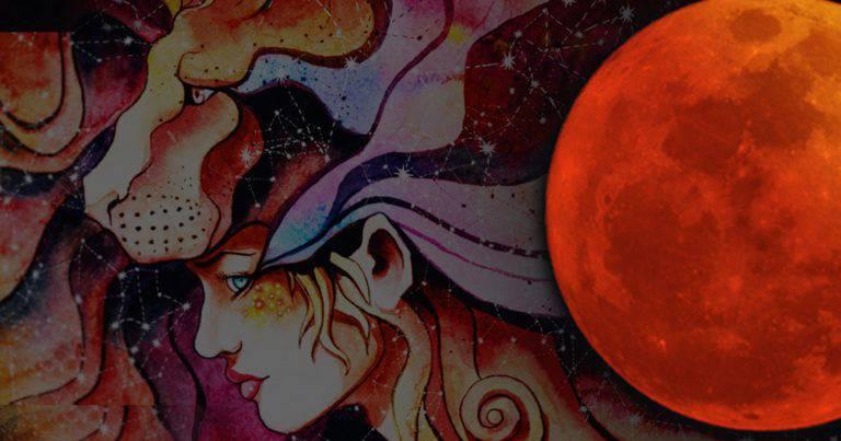 Full Super Blue Moon – The Superwoman Moon