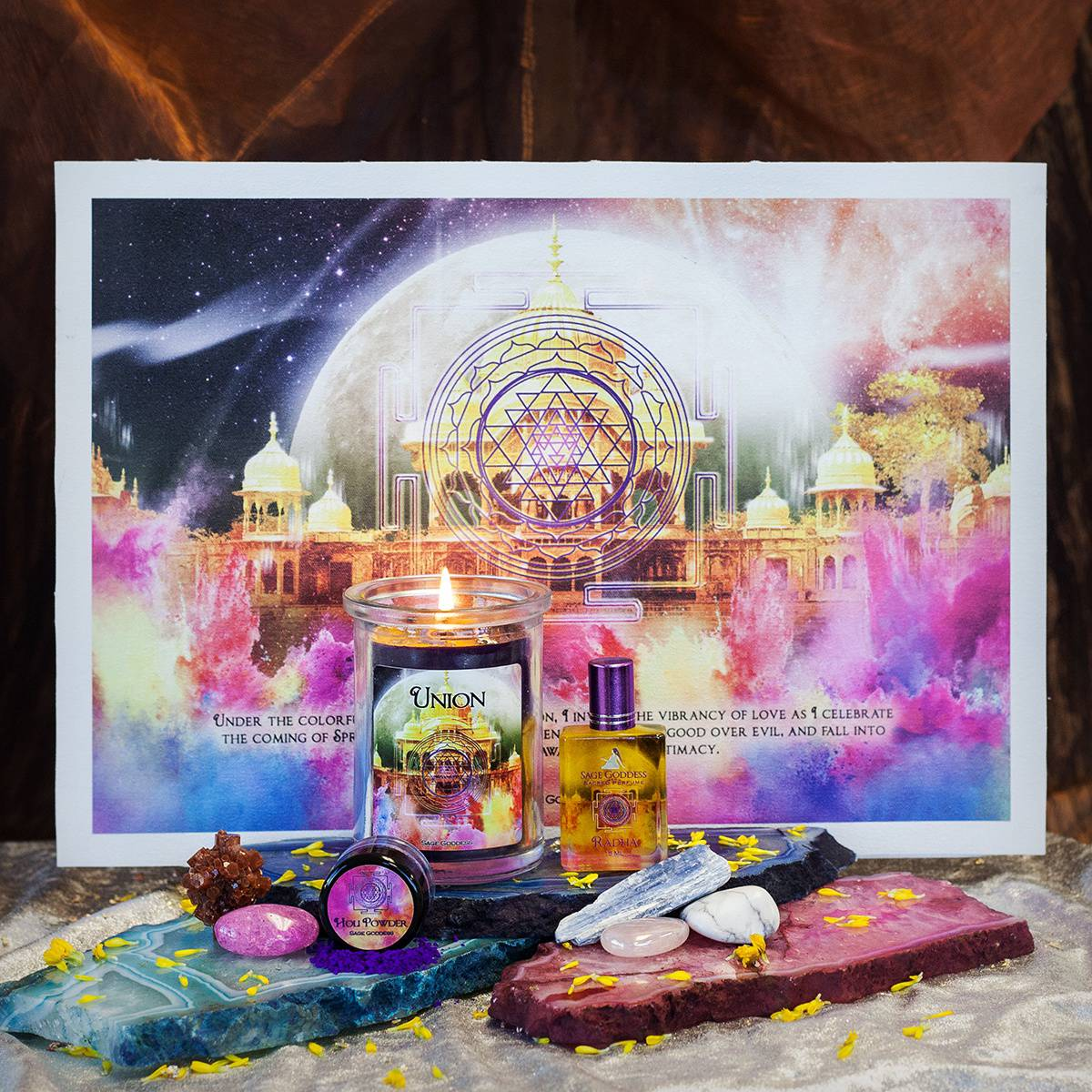 Indian Full Moon- Holi Festival of Love 1_31 featured