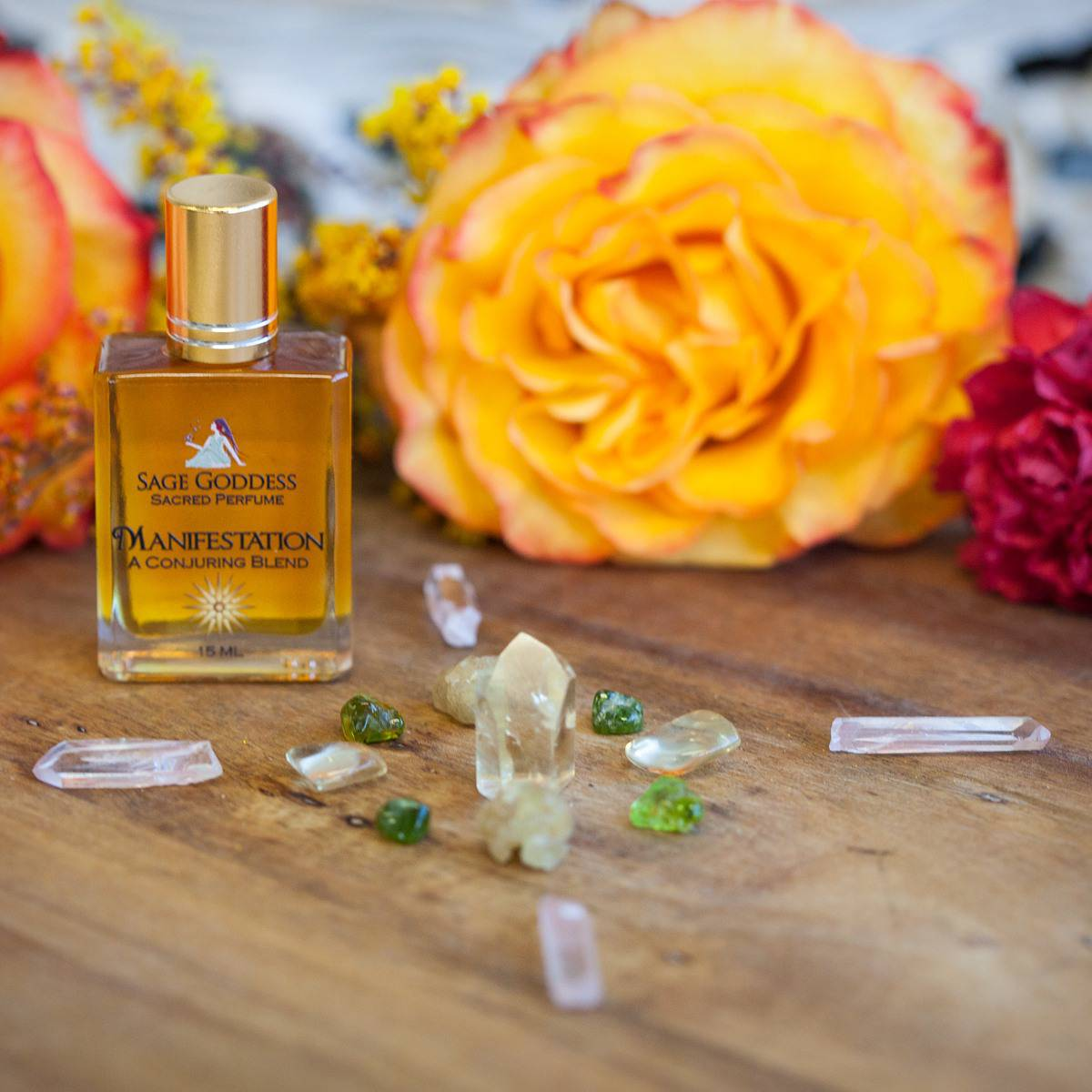 Mega Abundance Grid with Manifestation Perfume 1_18 Primary