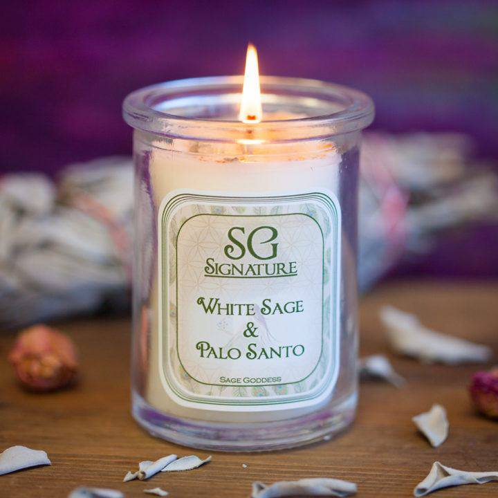 Sage Goddess Signature Smudge Candle 1_7
