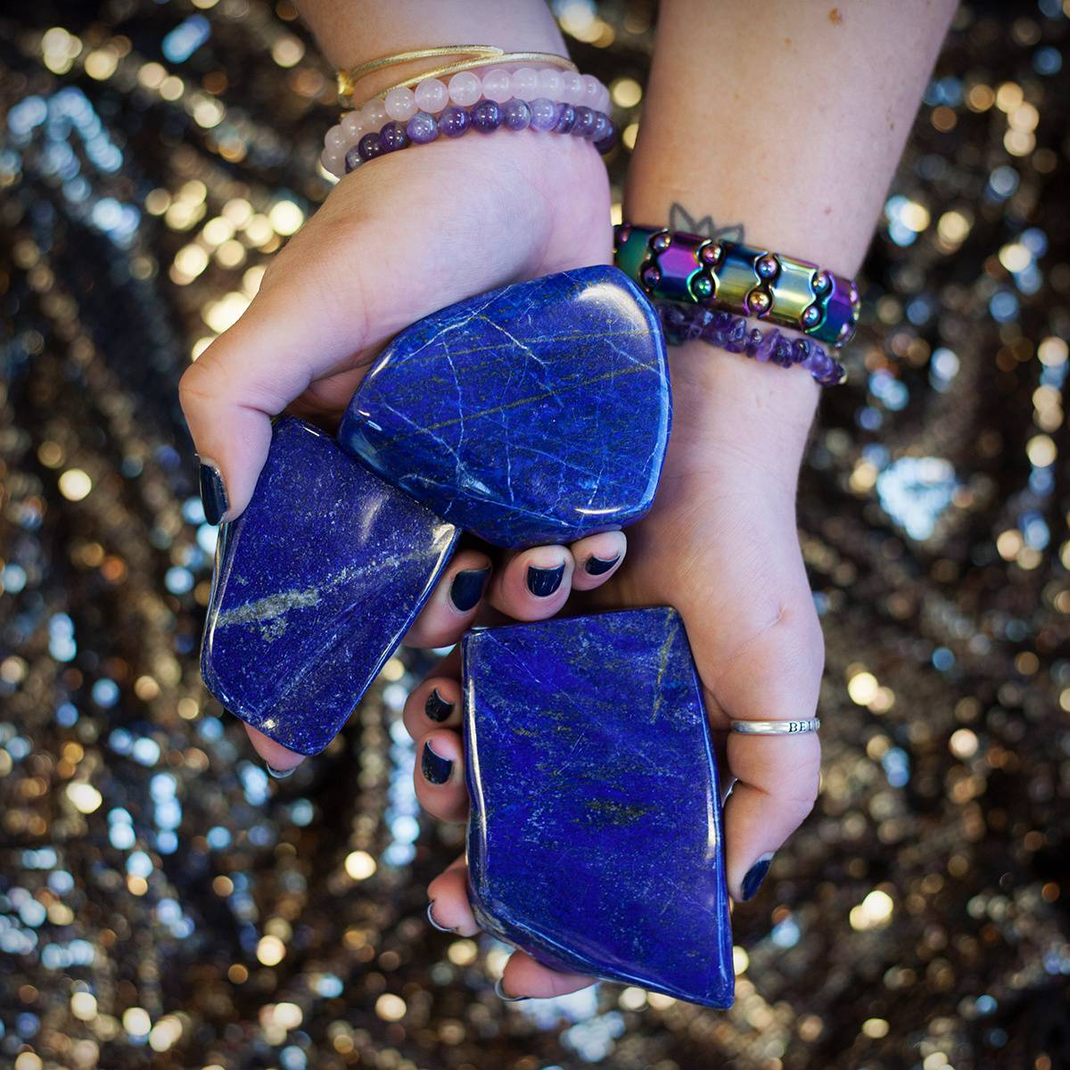free form lapis lazuli for wisdom grace and awakening your inner queen
