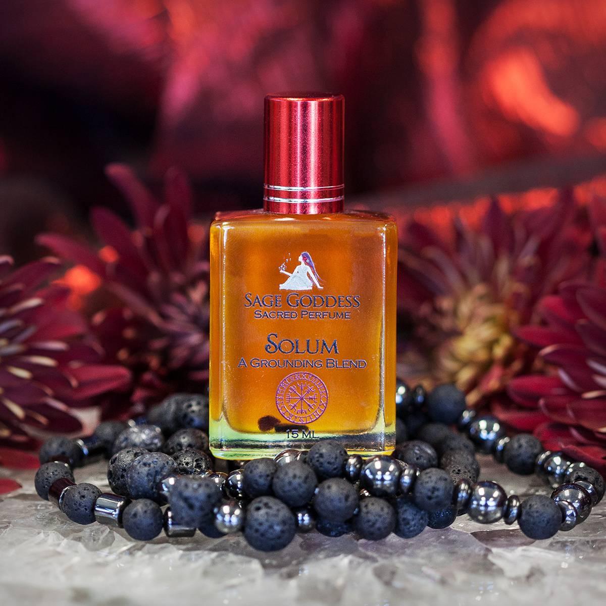 Lava Stone Bracelet with Solum Perfume 2_7
