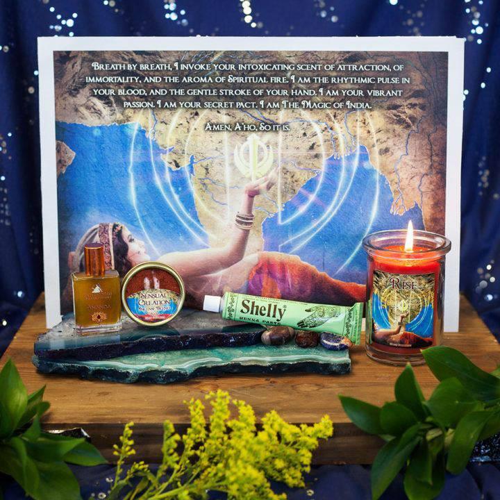 Magic of India- Sensual Creation 2_27 Featured
