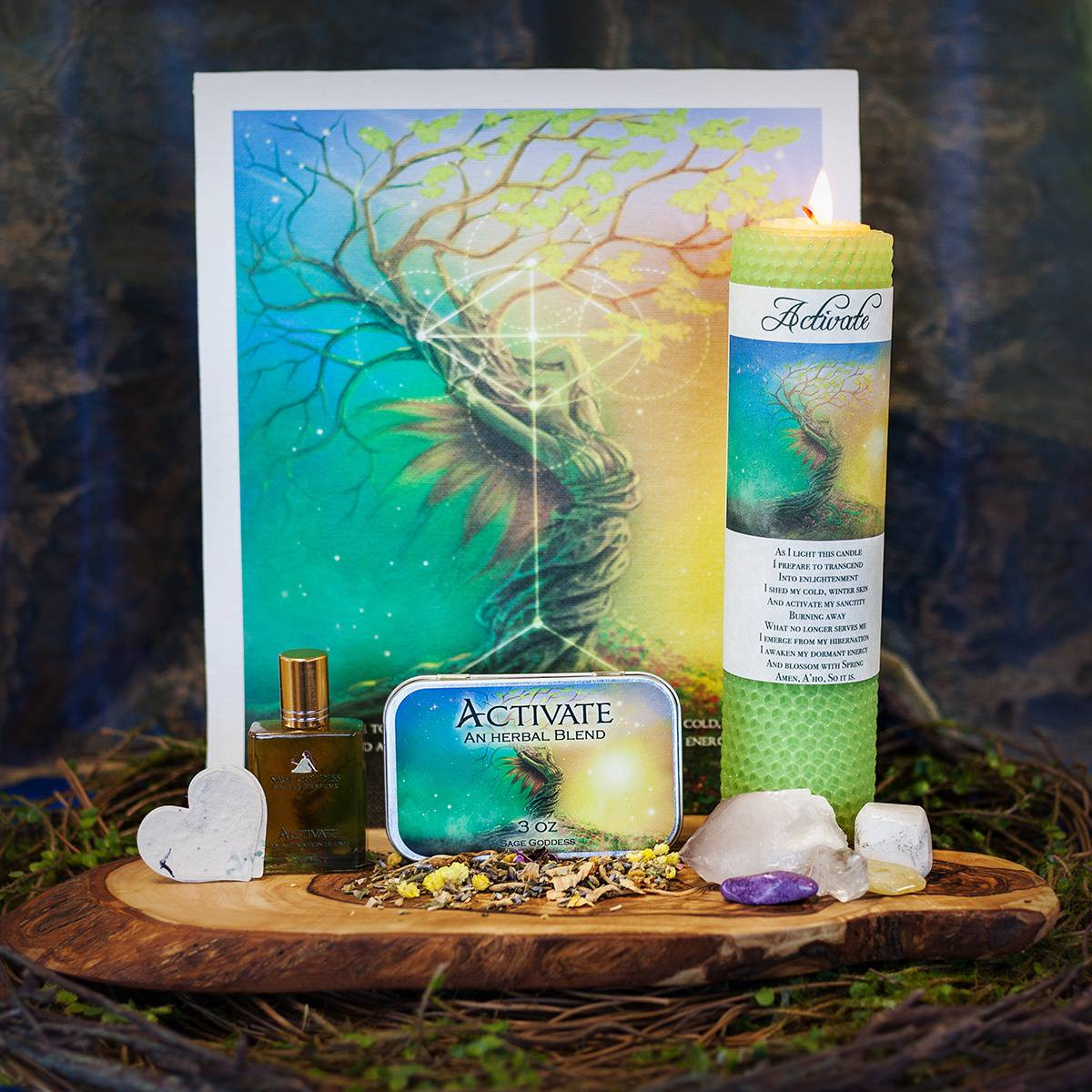 Ostara Tools- Spiritual Activation 2_21 Featured