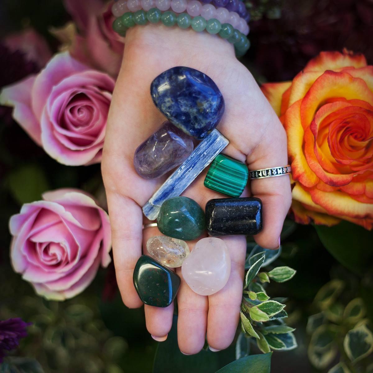 gemwsie stones