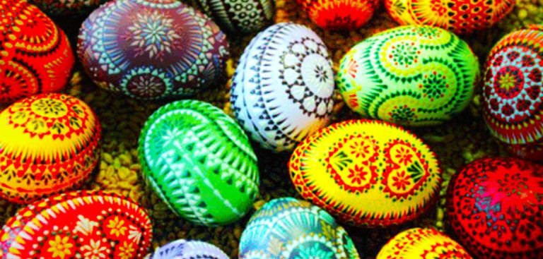 Five ways to celebrate Easter
