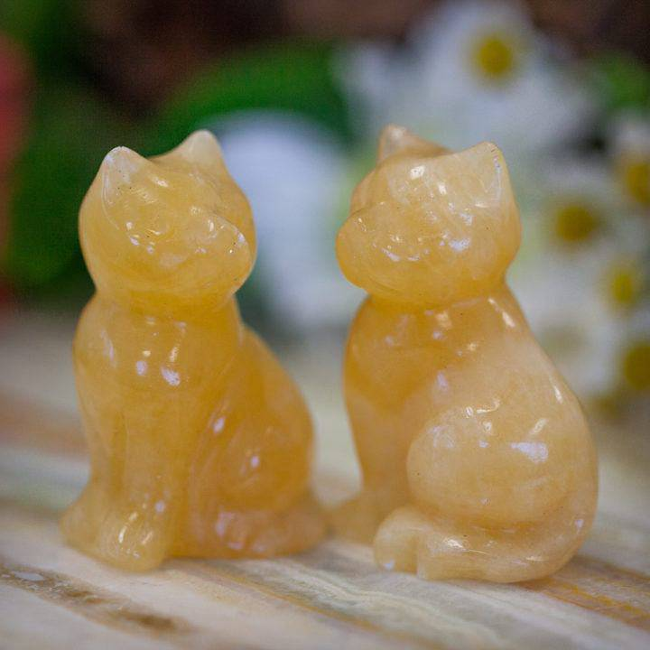Orange Calcite Cats_1of3_8_2