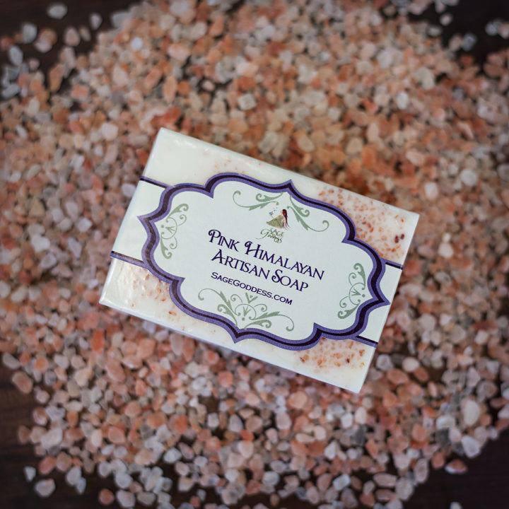 Pink Himalayan Salt Artisan Soap 3_11