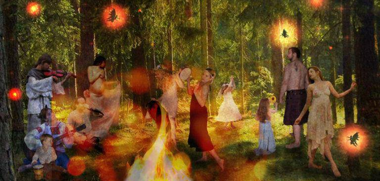 Beltane – The Springtime Portal of Bliss