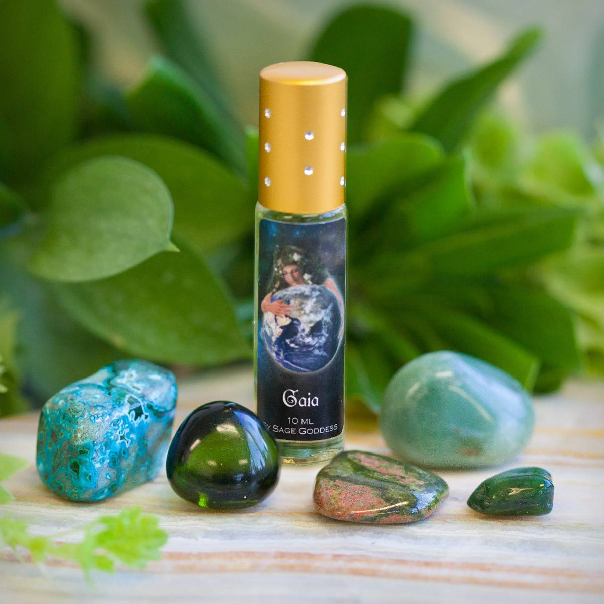Gaia Gemstone Set with Gaia Perfume 4_22