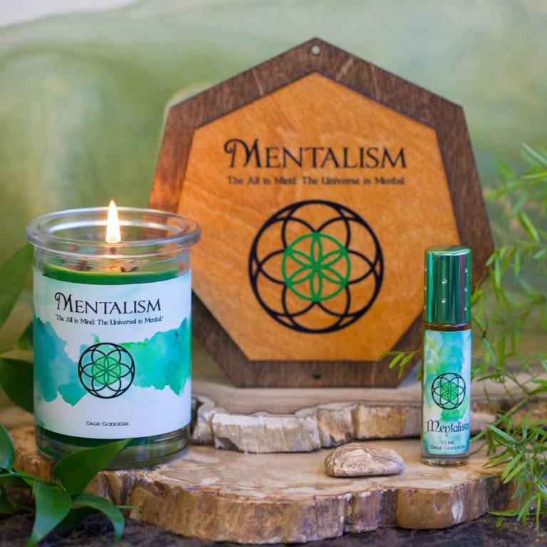 Hermetic Principles Month of Magic: Mentalism
