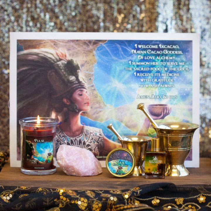 Magic of Maya- Cacao Ceremony