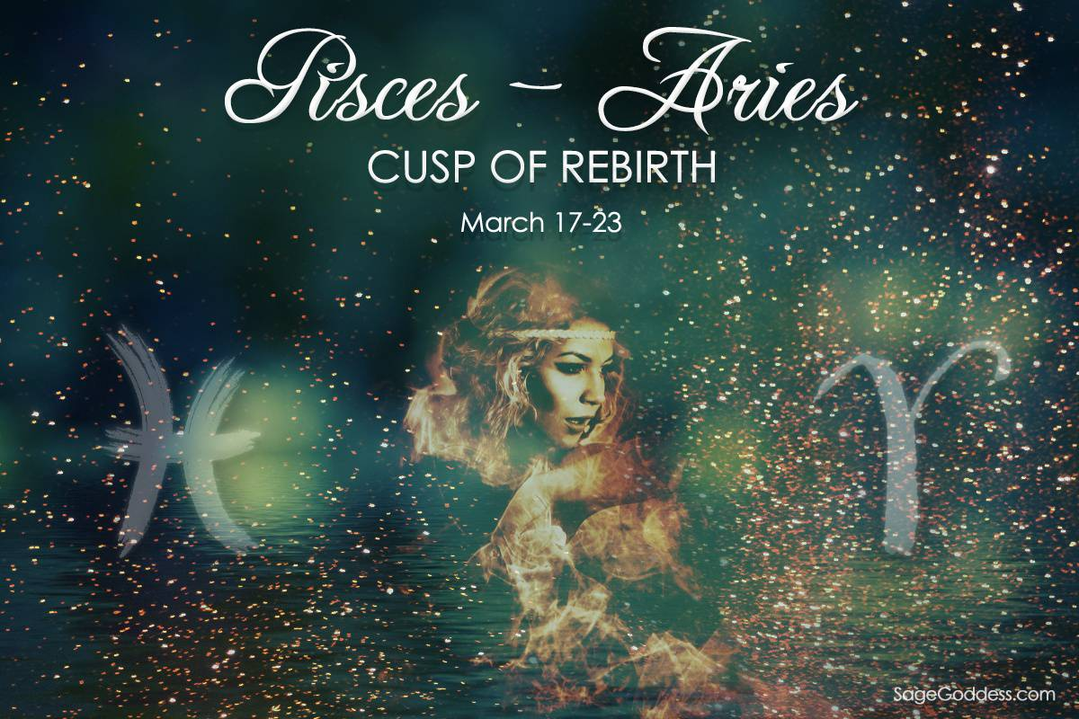 pisces and aries cusp
