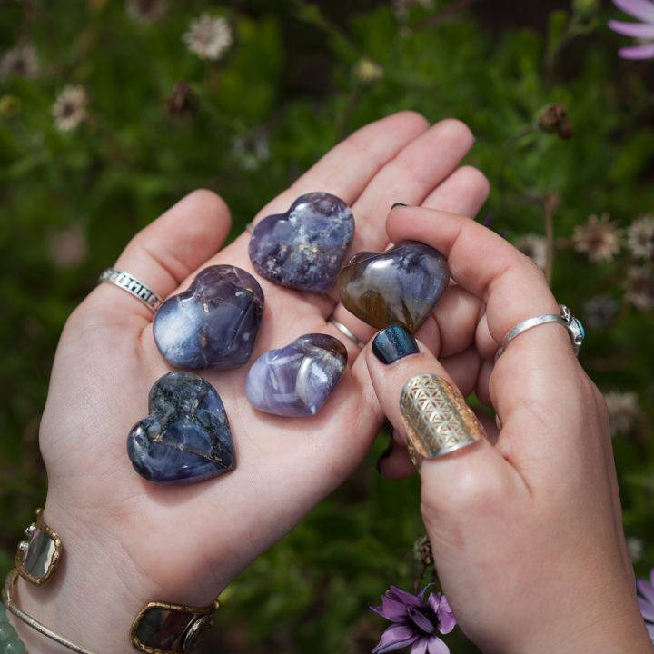 Violet Flame Agate Heart 6_14 featured