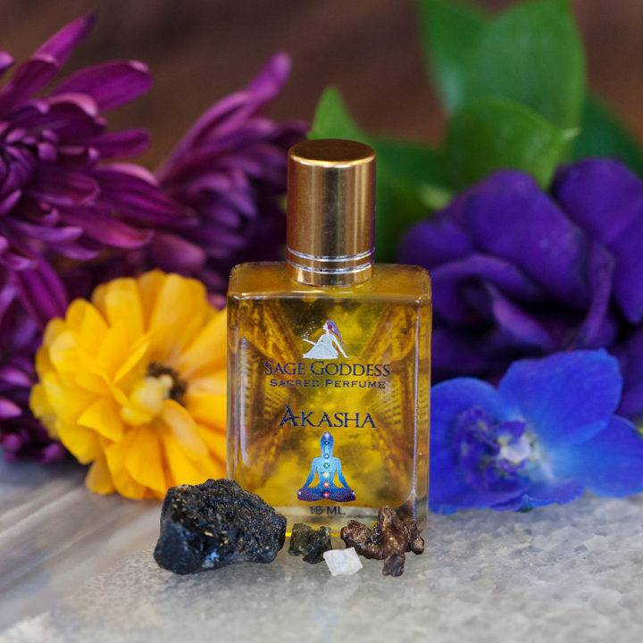 Akasha Perfume with Extraterrestrial Gem Set DD 5_1