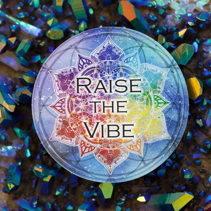 Raise The Vibe Sticker 5_16