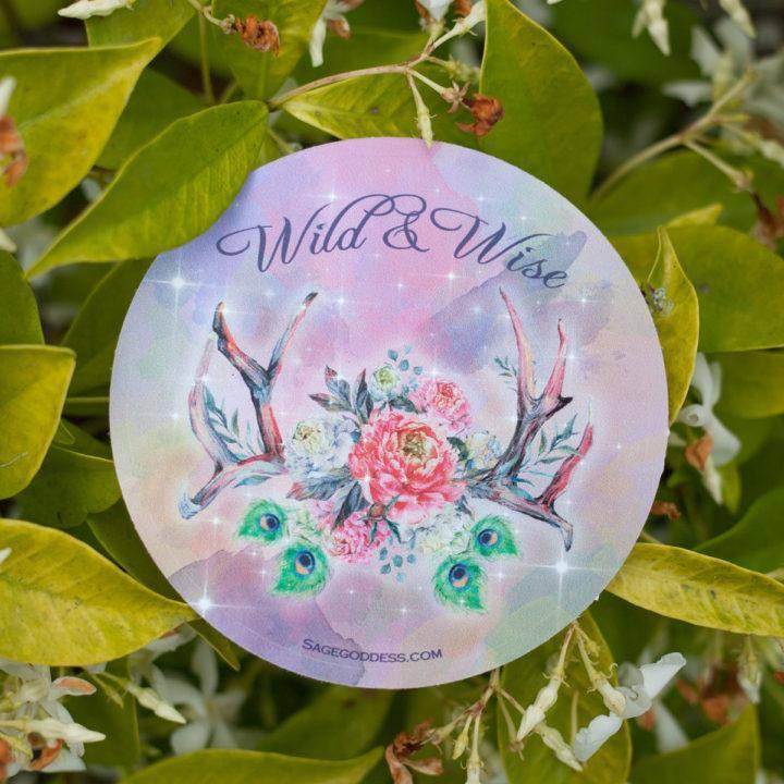 Wild & Wise Sticker 6_1