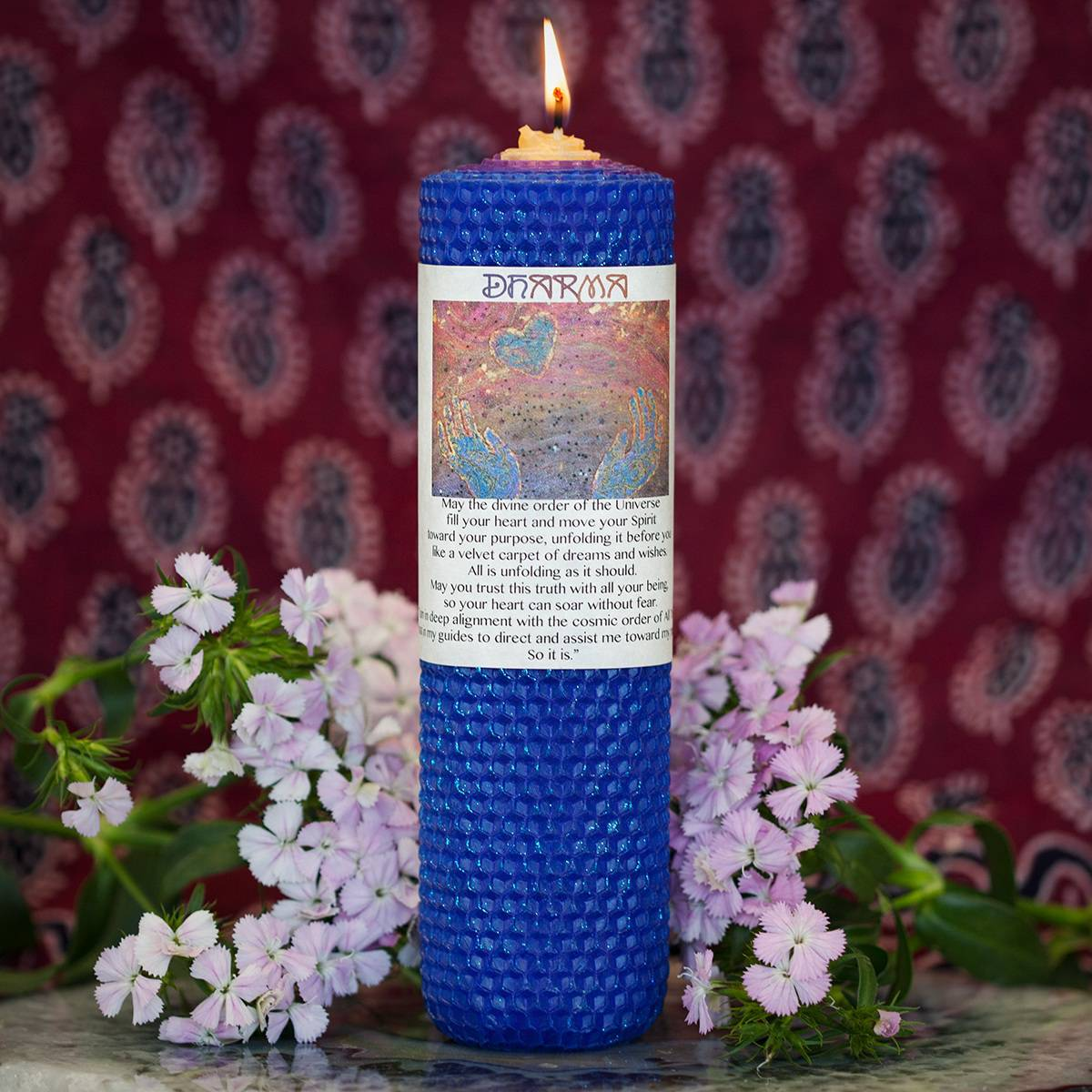 Dharma Rolled Candle 6_7