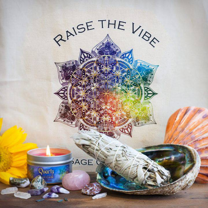 Goddess on the Go Travel Bag and Crystal Grid 6_1 Primary
