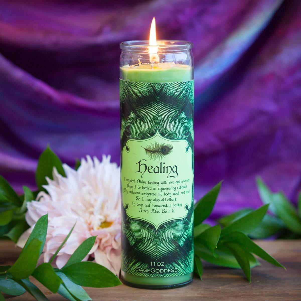 Healing Ritual Jar Candle 6_16