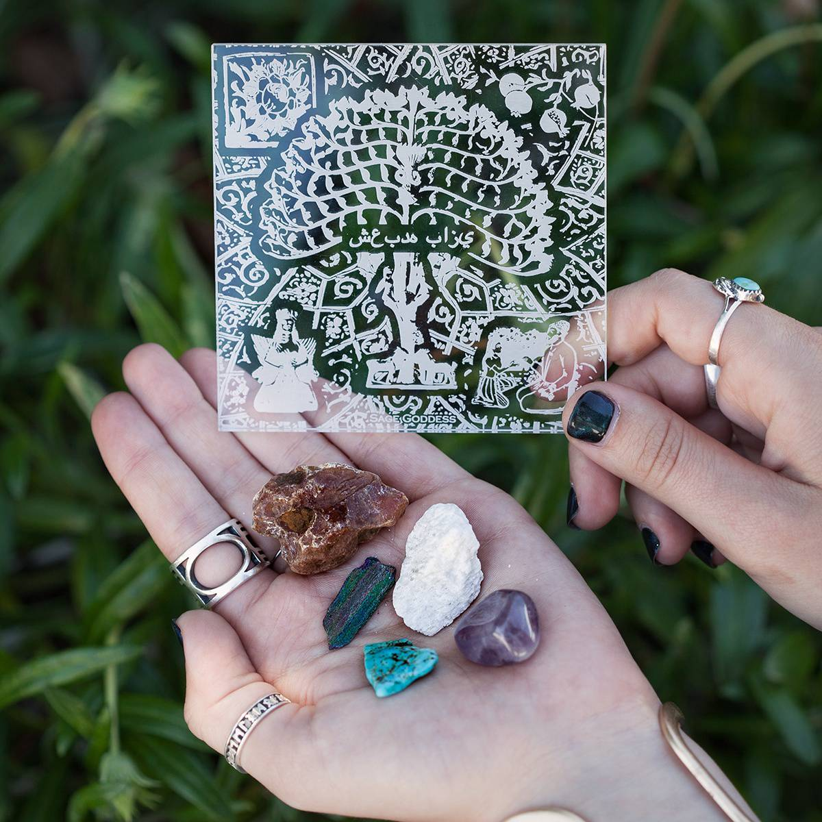 July 2018 Gem Wise Set- Persia Gem Wise – Paradise Gardens, the Essence of Beauty 6_19 featured