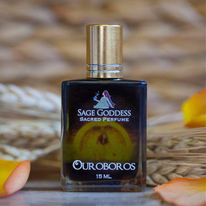 Lammas Set- Cycles of Abundance Perfume 6_21