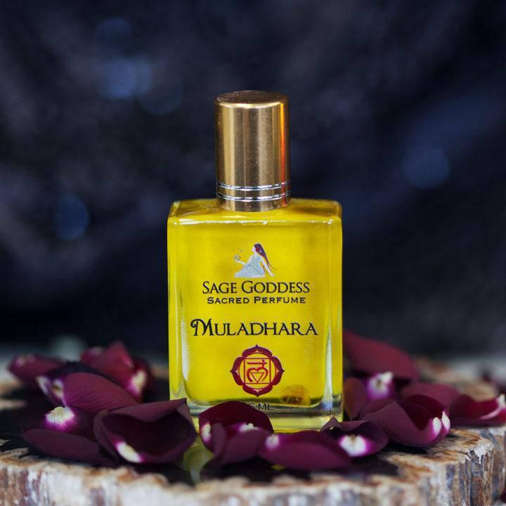Muladhara Chakra Set 6_6 third