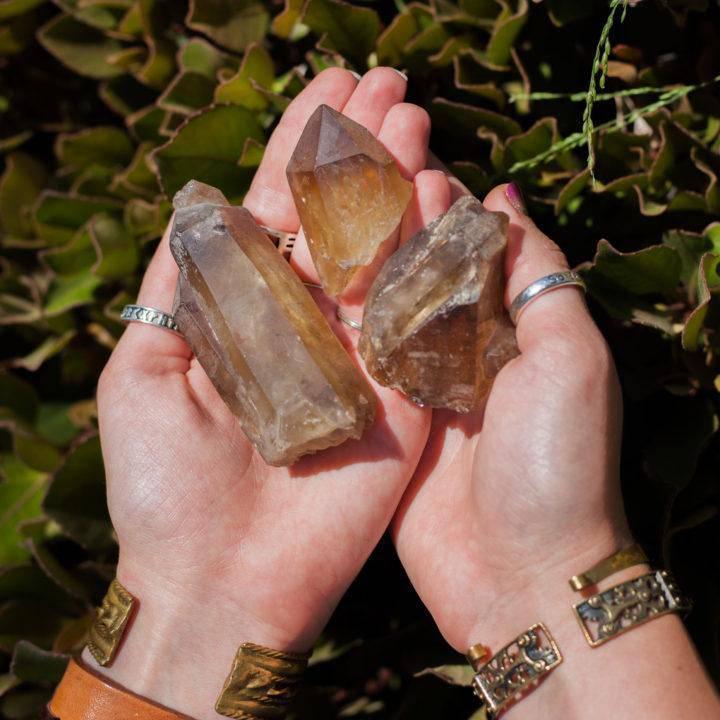 Gemmy African Citrine Crystals DD _2 of 5 _ 7_6.jpg