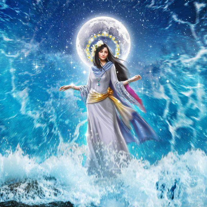 Asherah Full Moon Website
