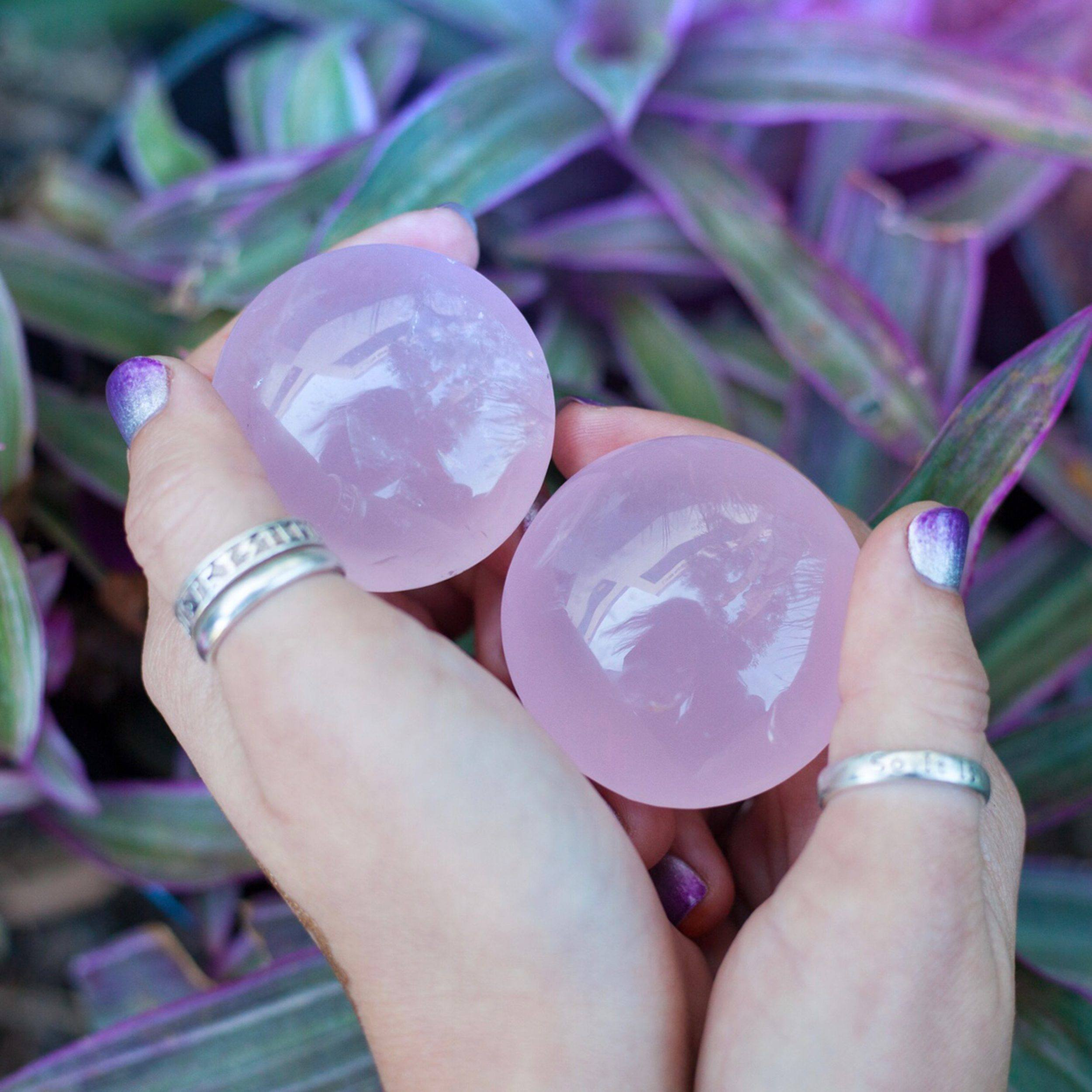 Invite Your Twin Flame Meditation Stones for soul connection