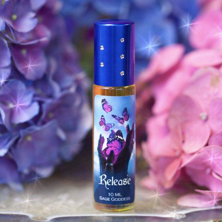 Release Perfume Back Pocket