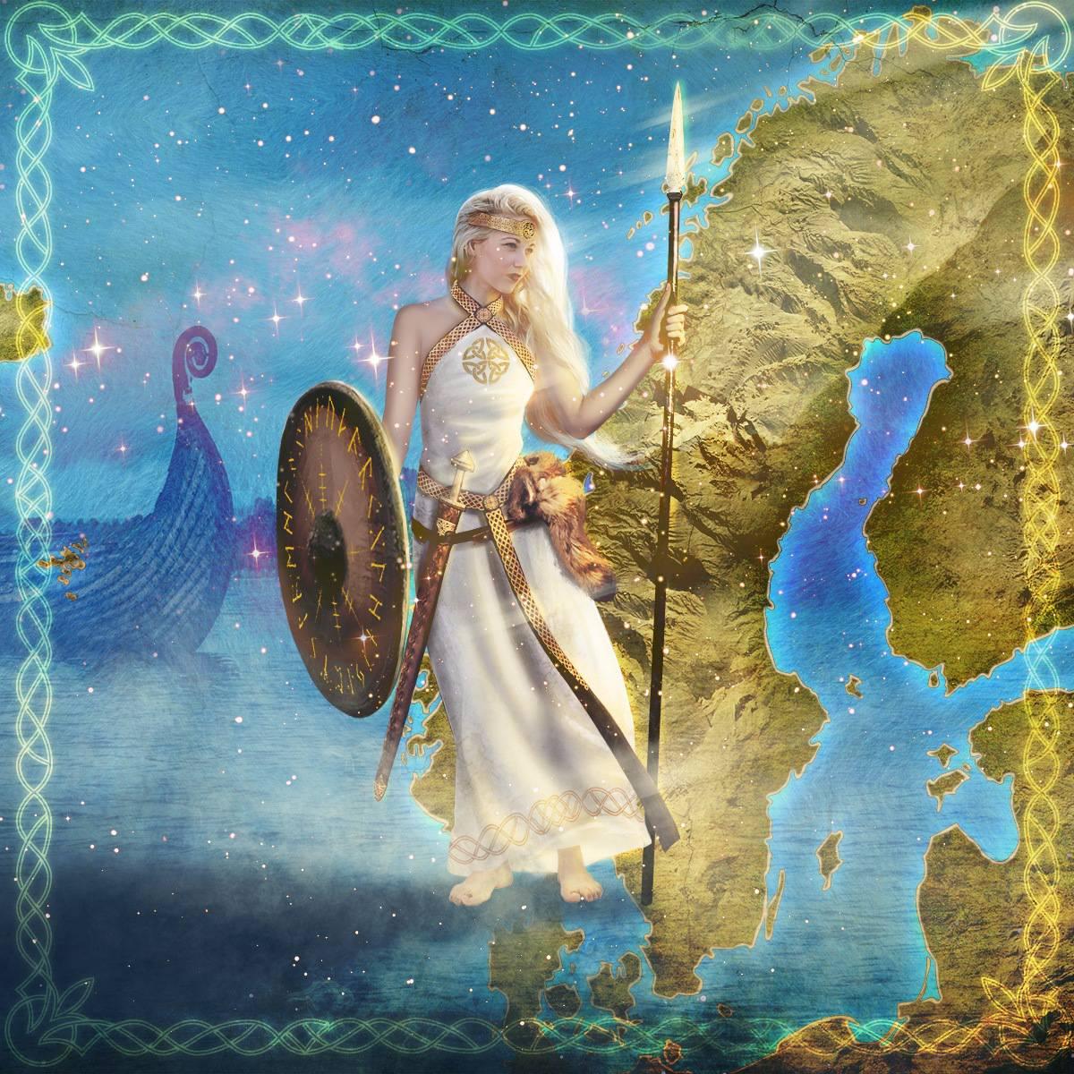Canvas Norse Web