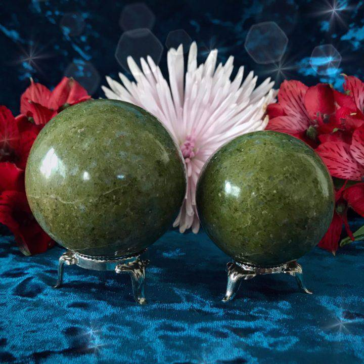 Follow_Your_Heart_Vesuvianite_Spheres_1of3_1_3