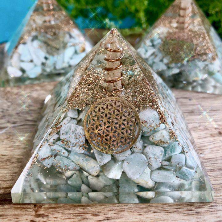 Speak_Your_Truth_Amazonite_Orgonite_Pyramids_1of3_2_2