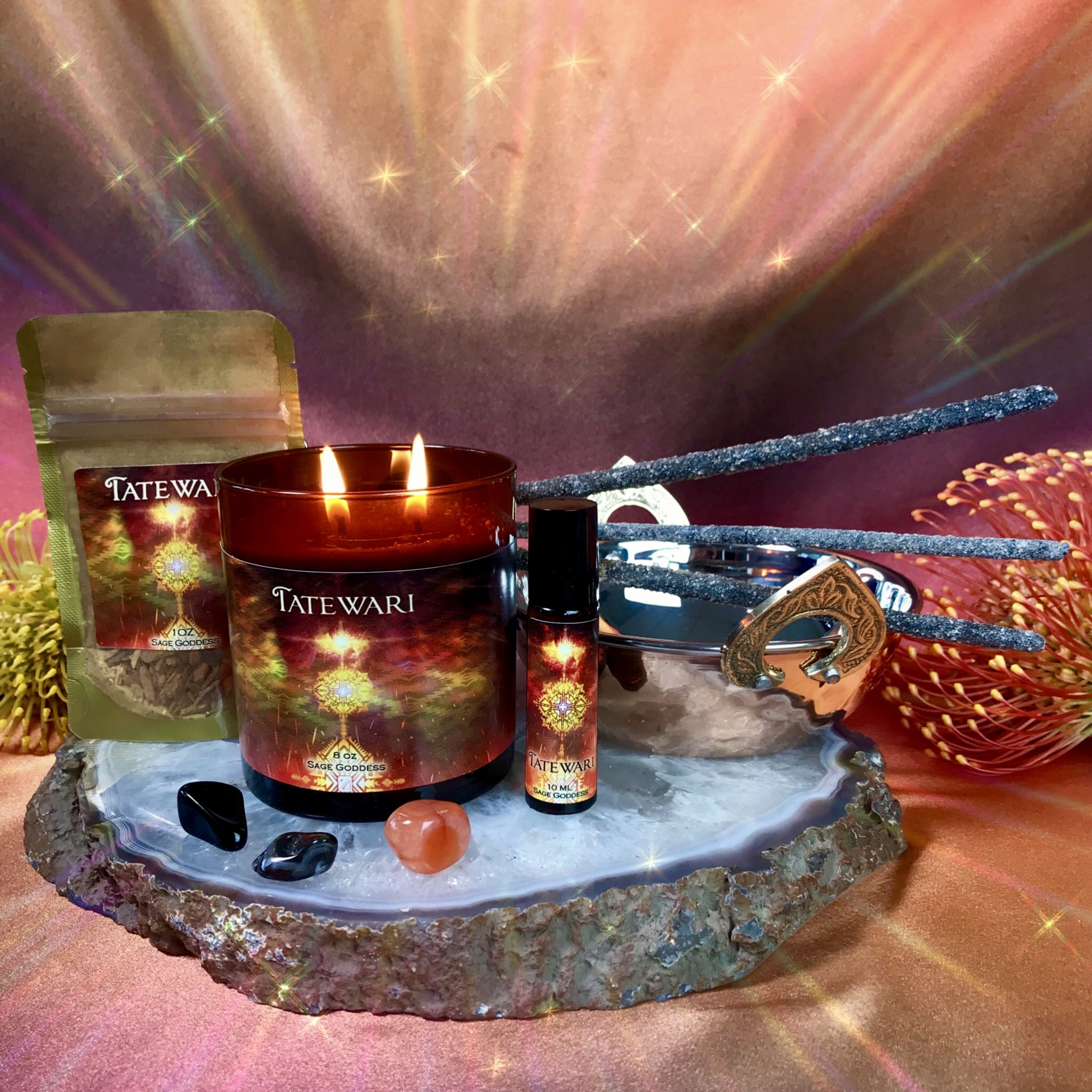 SS Solstice Exclusive: Solar Fire of Transformation Ceremony
